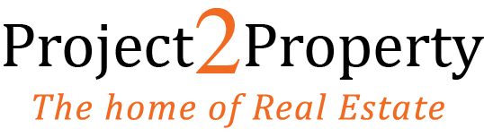 Logo for Project2Property | Residential Real Estate Experts